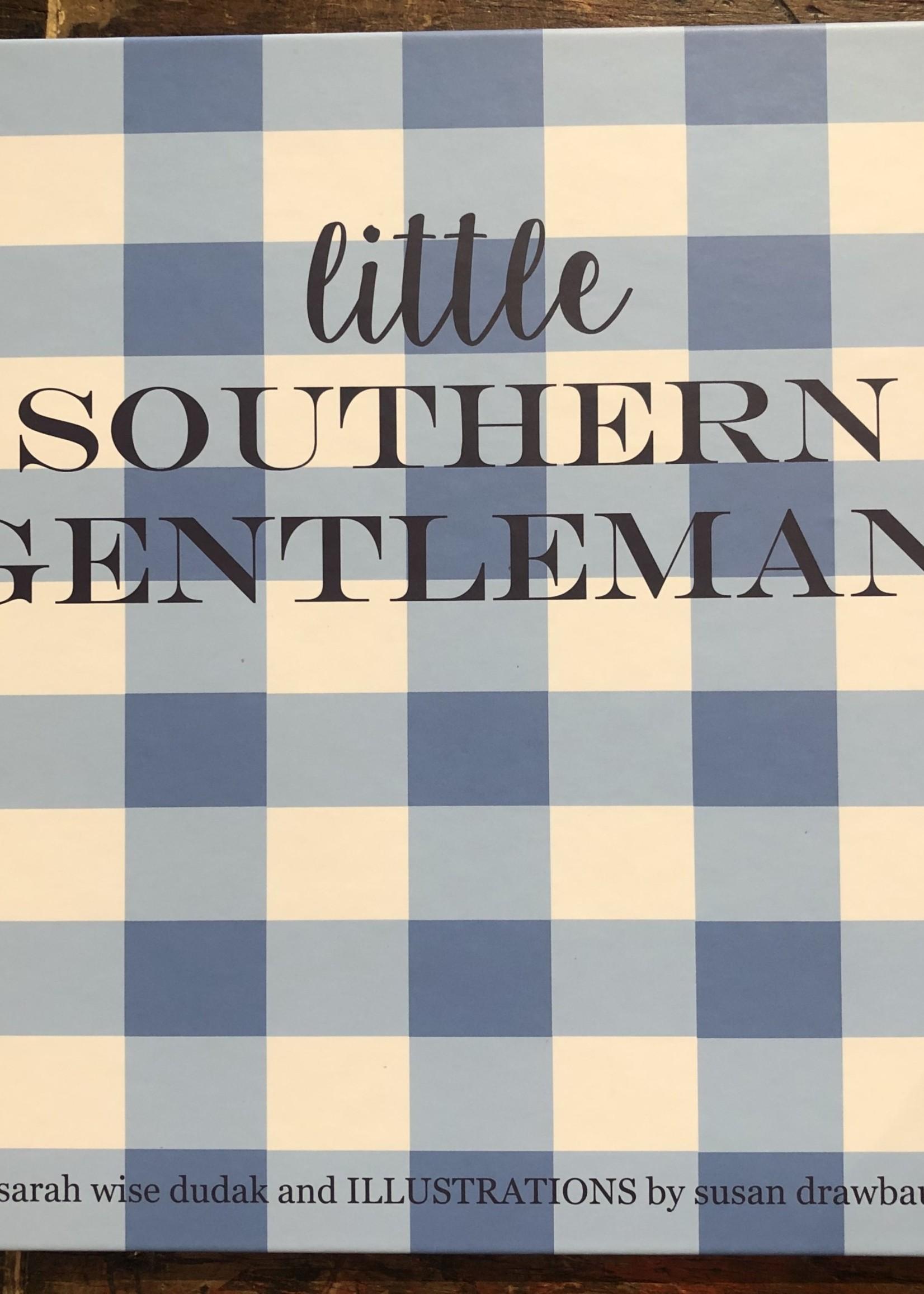 Sarah Dudak Little Southern Gentleman Children's Book