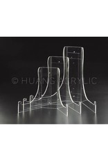 """9"""" Acrylic Giant Bowl Stand (hanging)"""