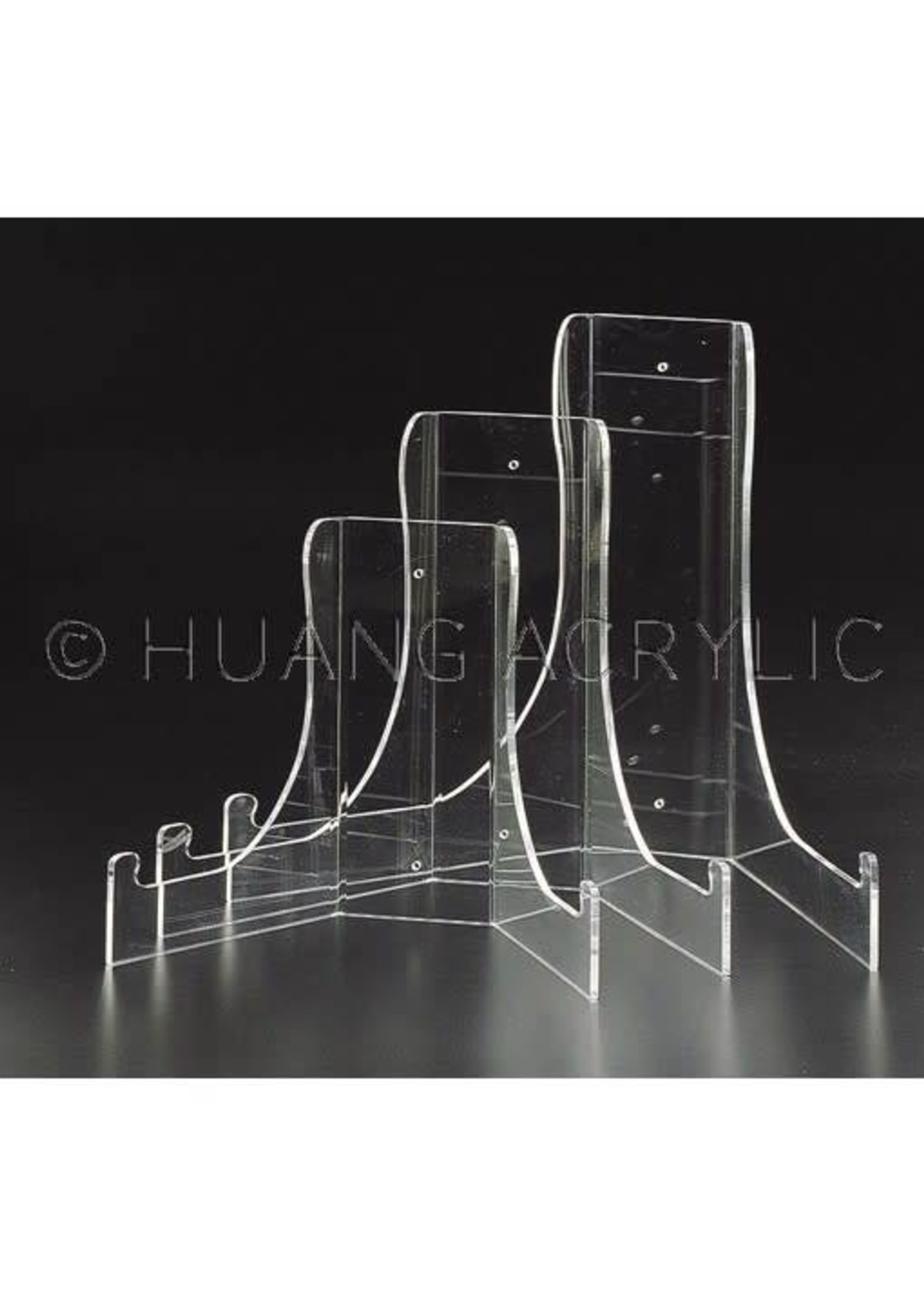 """13"""" Acrylic Giant Bowl Stand (hanging)"""