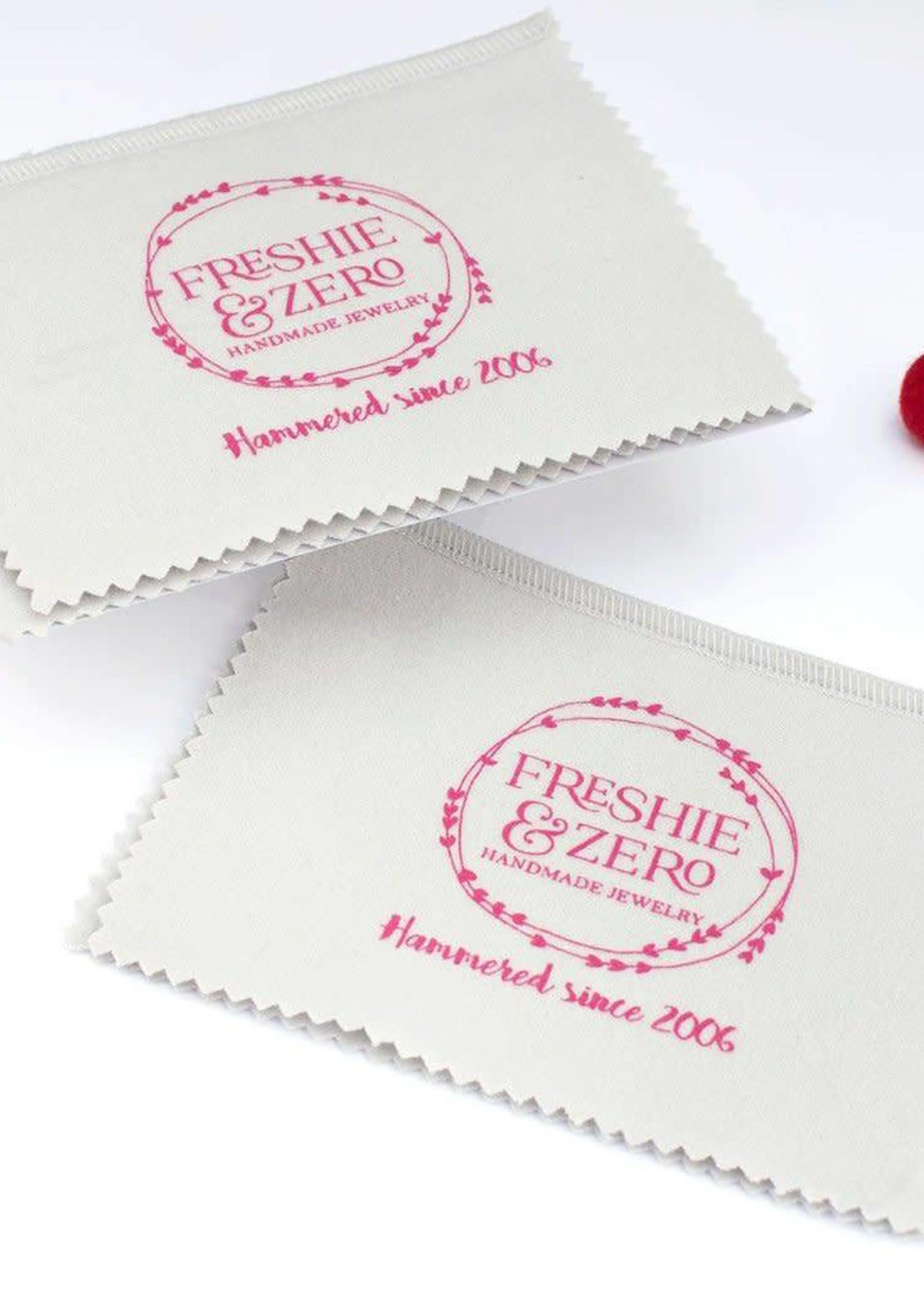Freshie & Zero Jewelry Polishing Cloth