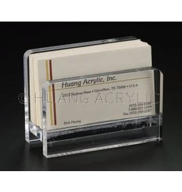Acrylic Business Card Holder