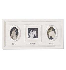 Wedding Triple Frame