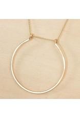 "Freshie & Zero Gather Necklace GF 20"""