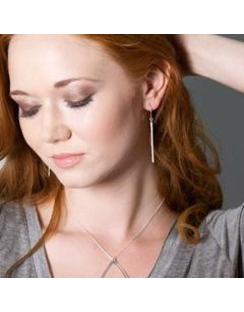 Freshie & Zero Stem Earrings SS
