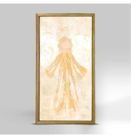 Greenbox Art Glory Angel Canvas 5x10