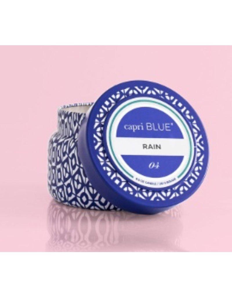 Capri Blue 8.5oz Travel Tin Rain
