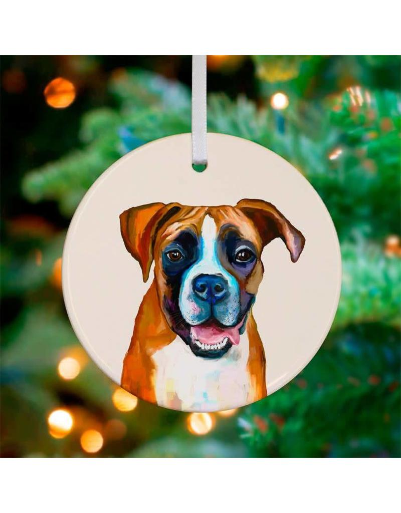 Greenbox Art Boxer Ornament
