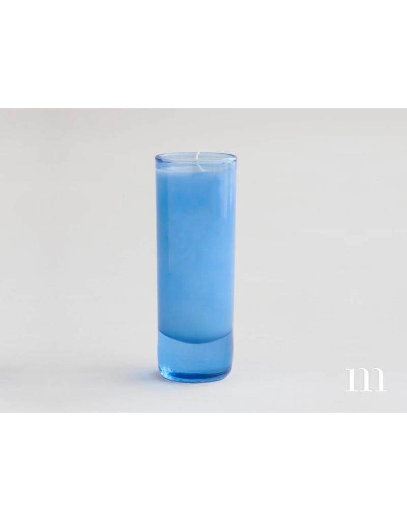 Mixture Candles 2oz Classic Votive, Blue, Thunderstorm