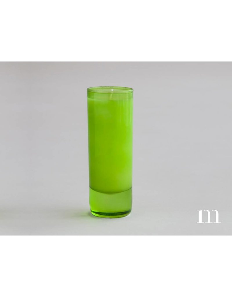 Mixture Candles 2oz Classic Votive, Lime, Holiday Festival