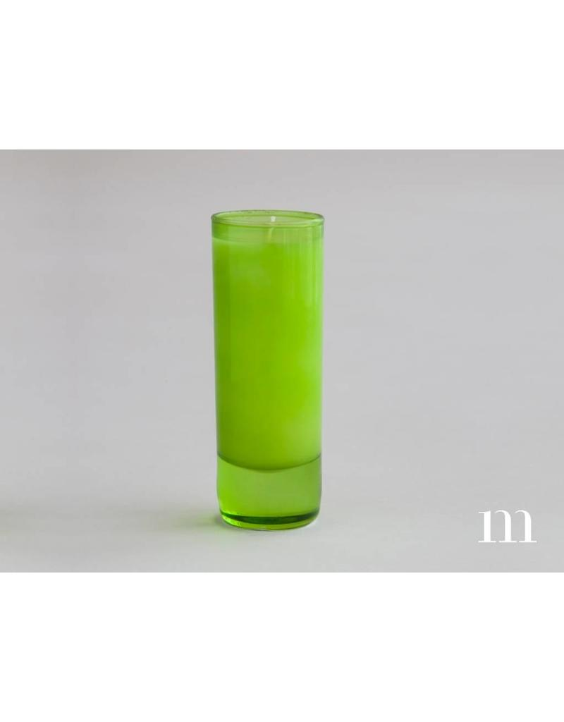 Mixture Candles 2oz Classic Votive, Lime, Holiday Peace