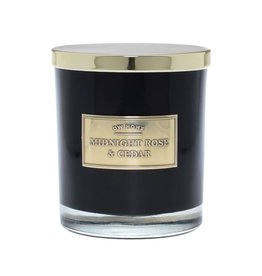 DW Home Candles Midnight Rose & Cedar Large Double Wick