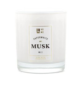 DW Home Candles Paperwhite & Musk Large Double Wick