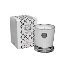 Aquiesse White Currant & Rose Lg Candle