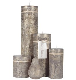 Vance Kitira Candles Ritz Timber Pillar
