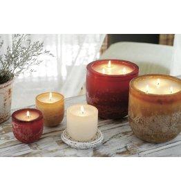 Vance Kitira Candles Timber Goblet