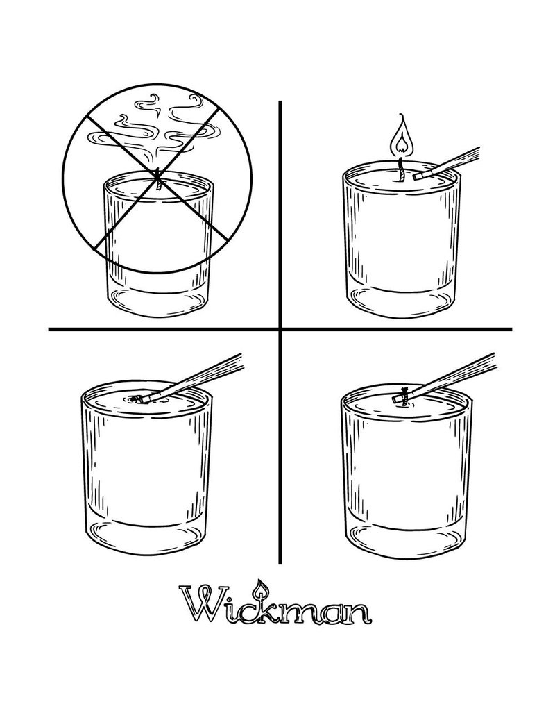 Wickman Silver Wick Dipper