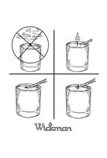 Wickman Matte Black Wick Dipper