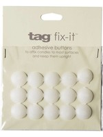 Tag Ltd Fix-it Buttons White