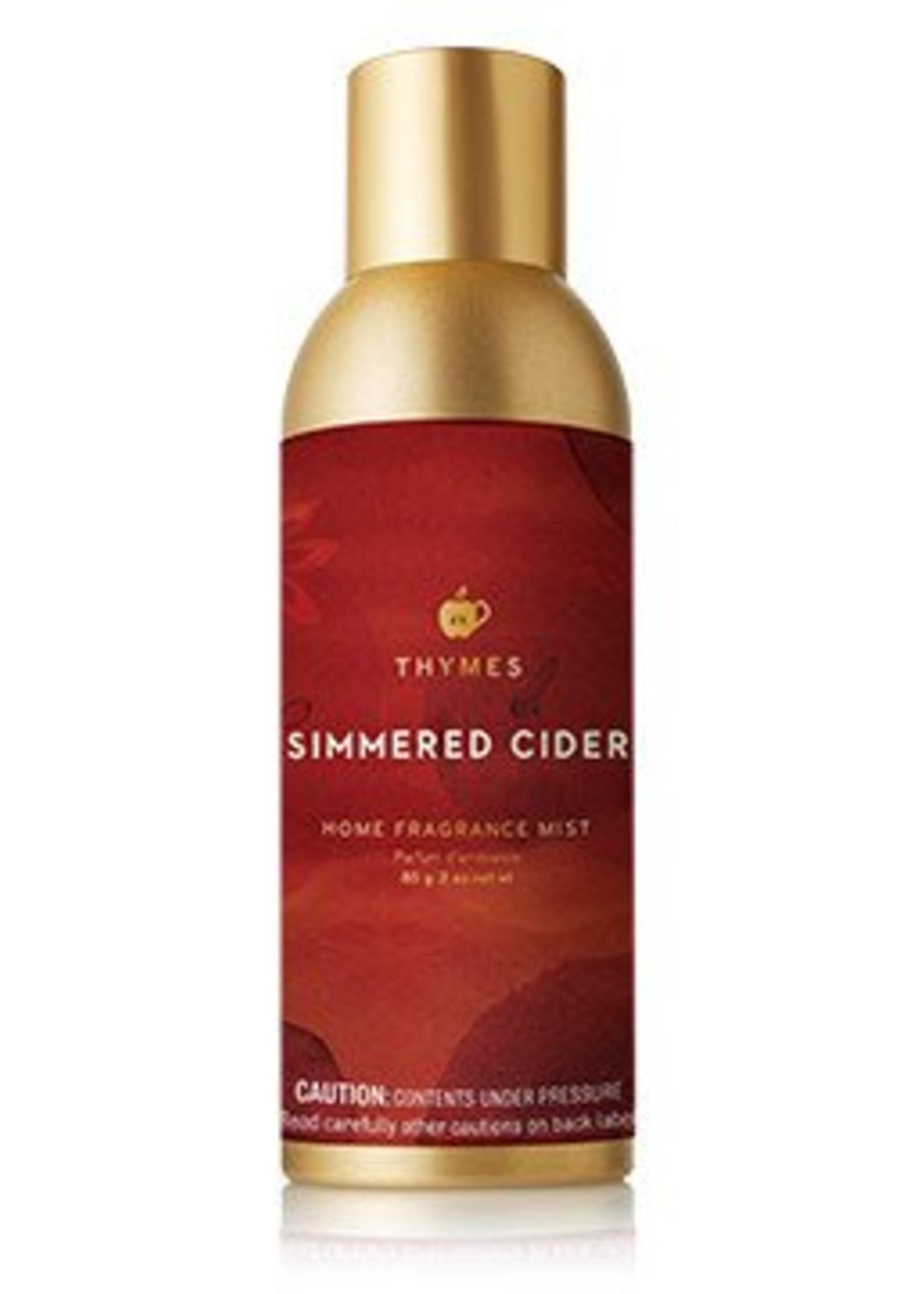 Thymes Home Fragrance Mist Simmered Cider