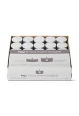 Tag Ltd 8 Hr Tealights Bag/50