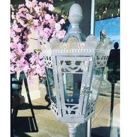 Floor standing lantern