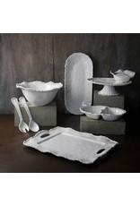 Beatriz Ball VIDA ALEGRIA Pedestal Cake Plate - White