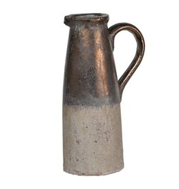 "A&B Home 14.5"" Candia Pitcher Sienna"