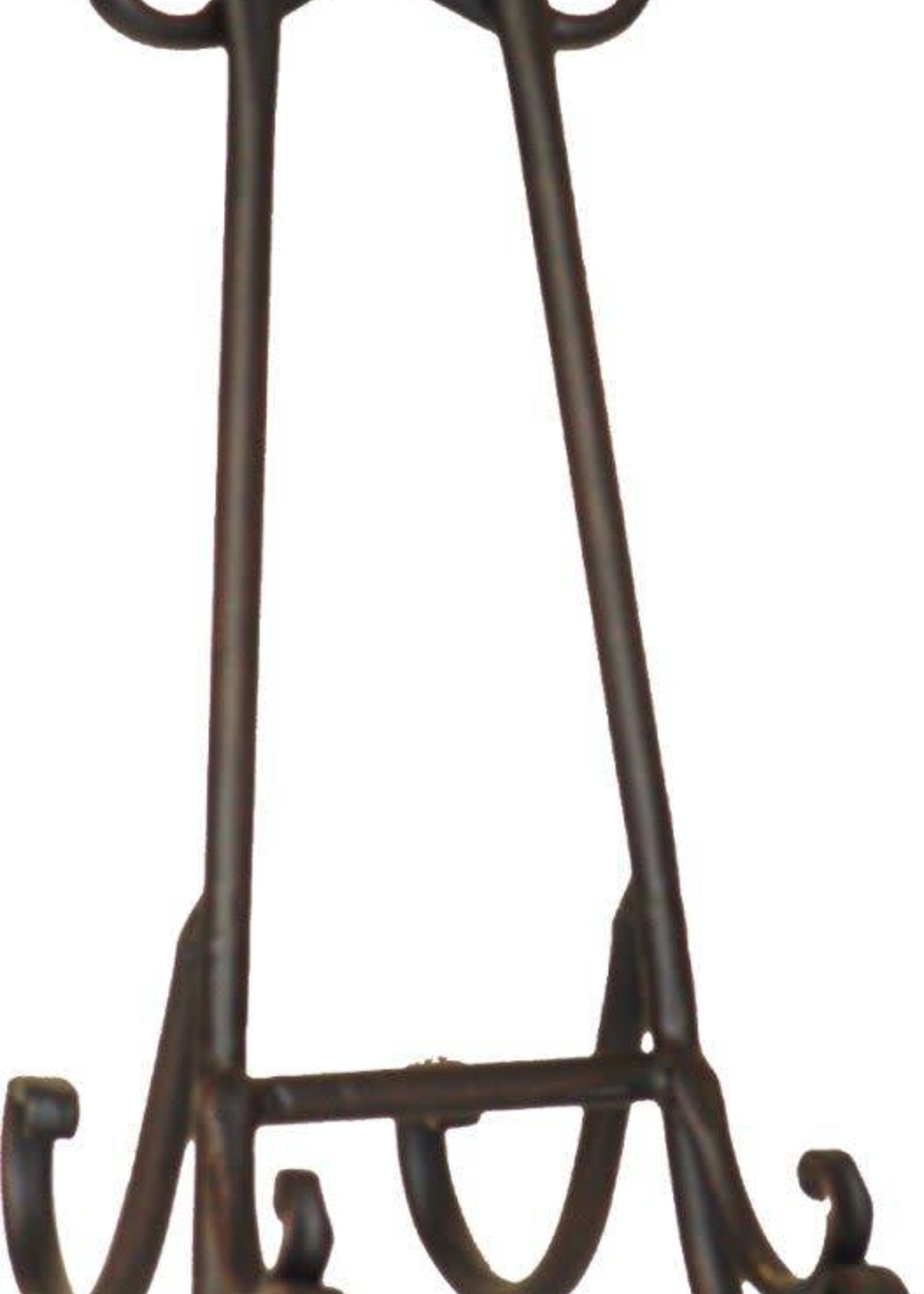 """A&B Home 8x4.5x12"""" Cormac Metal Plate Holder, Small"""