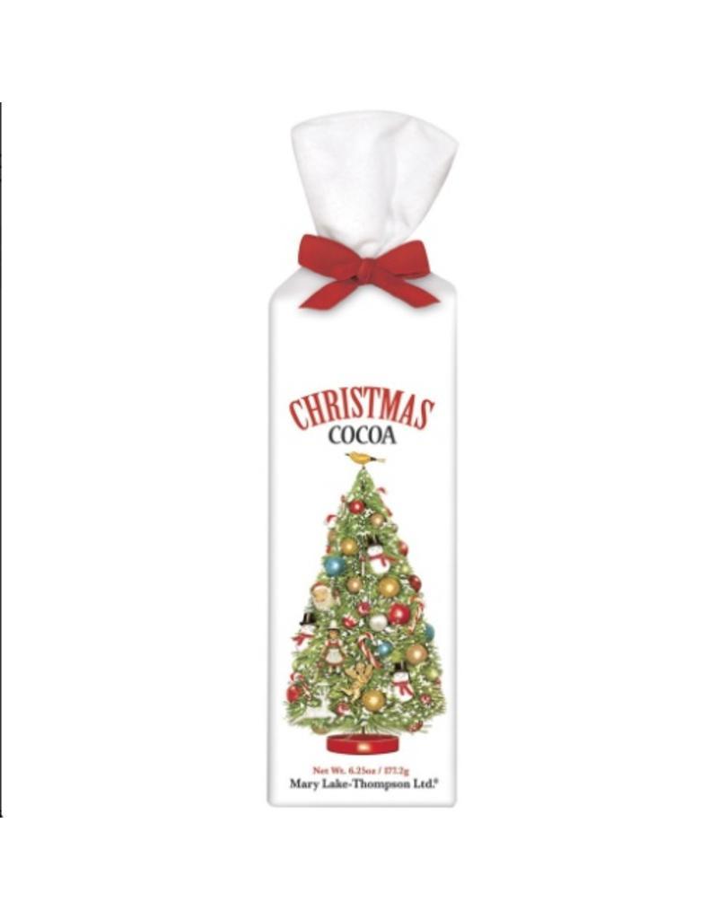 Christmas Tree Double Chocolate Cocoa