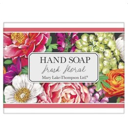Country Flowers Soap