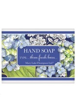 Botanical Hydrangea Soap