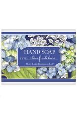 Mary Lake-Thompson Botanical Hydrangea Soap