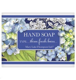 Mary Lake-Thompson Botanical Hydrangea Soap