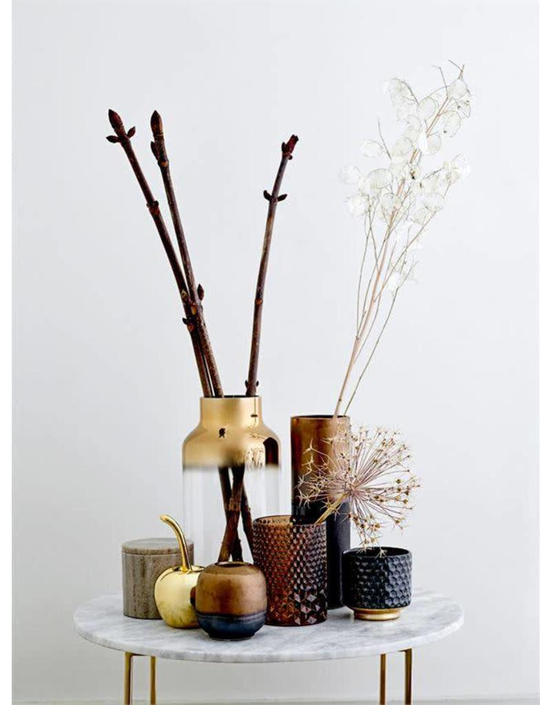 Bloomingville Bronze Stoneware Vase
