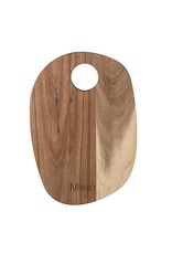 "Bloomingville Acacia Wood ""Meat"" Cutting Board"