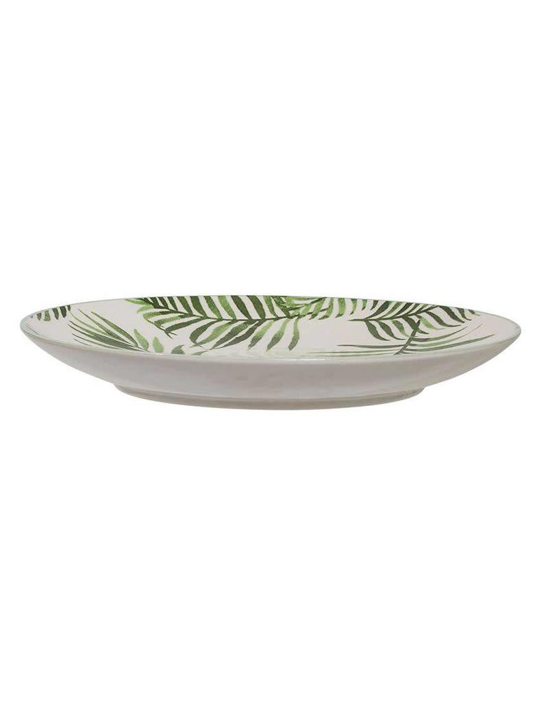 "Bloomingville 8"" Fern Plate"
