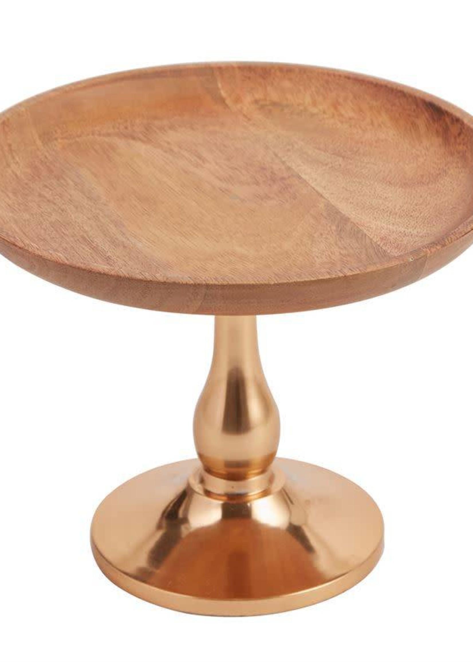 Mud Pie Copper Pedestal