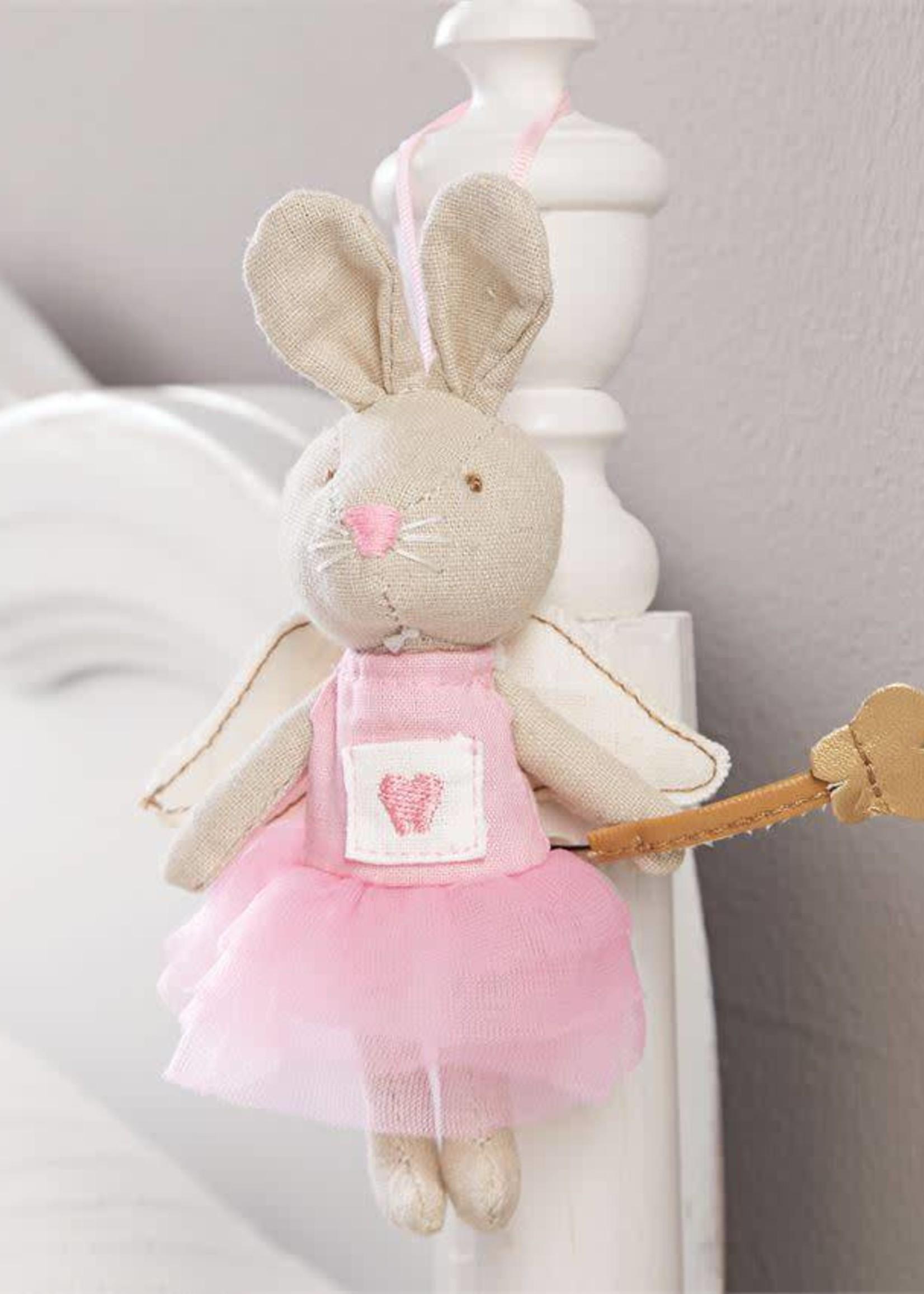 Mud Pie Mini Tooth Fairy Bunny