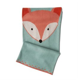 Tag Ltd FOXY STROLLER BLANKET