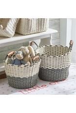 Tag Ltd Chunky Knit Cord Basket Large