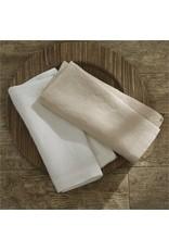 Split P Linen Napkin Natural (White)