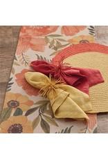 Split P Linen Napkin Gold