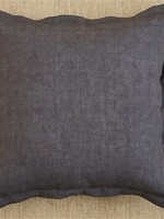 Split P Linen Pillow Slate