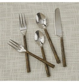 Split P Denton Gold Dinner Fork