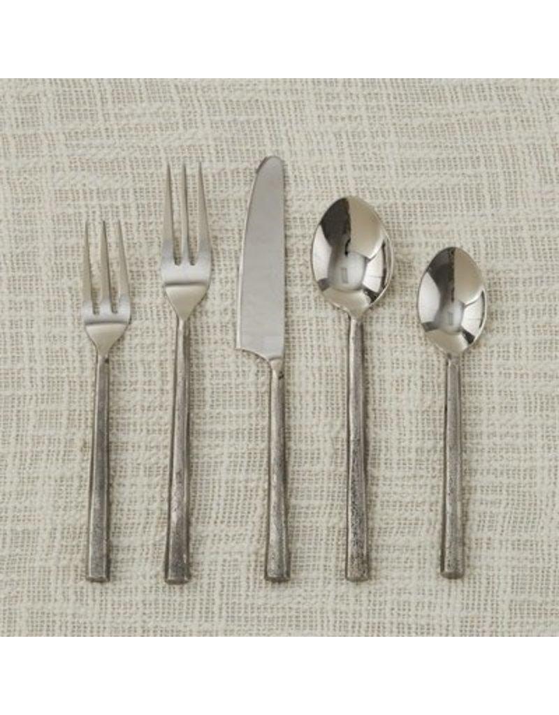 Split P Denton Silver Teaspoon