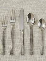 Split P Denton Silver Salad Fork