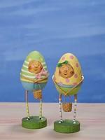 ESC & Company Eggland's Best Girl Figurine