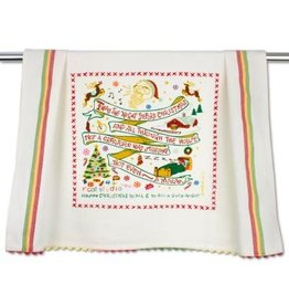 Catstudio Night Before Xmas Hand Towel