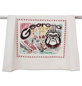 Catstudio Georgia University Hand Towel