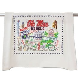 Catstudio Ole Miss Hand Towel